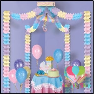 Baby Shower Canopy Set