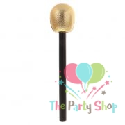 Decorative Glitter Microphone Pop Star Singing Cosplay Karaoke for Kids Mic Stage Prop Music Party Party Props Party Favors