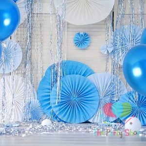 10″ Pearl Glossy Shiny Dark Blue Latex Balloons Birthday Party Festivals Balloons Wedding Decoration (50 Piece)