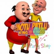 Patlu Foil Balloons Kids Children Birthday Party Gifts Toys