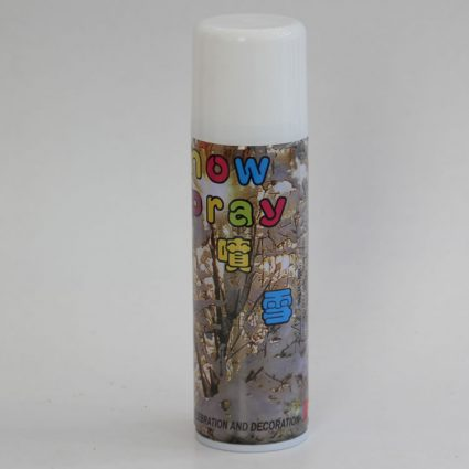 Snow Spray Outdoor Artificial 150ml Original Taiwan Party Snow Spray White Color