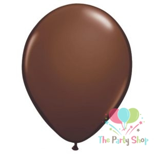 11″ Chocolate Brown Solid Thick Latex Balloons Birthday Party Festivals Balloons Wedding Decoration (10 Piece)
